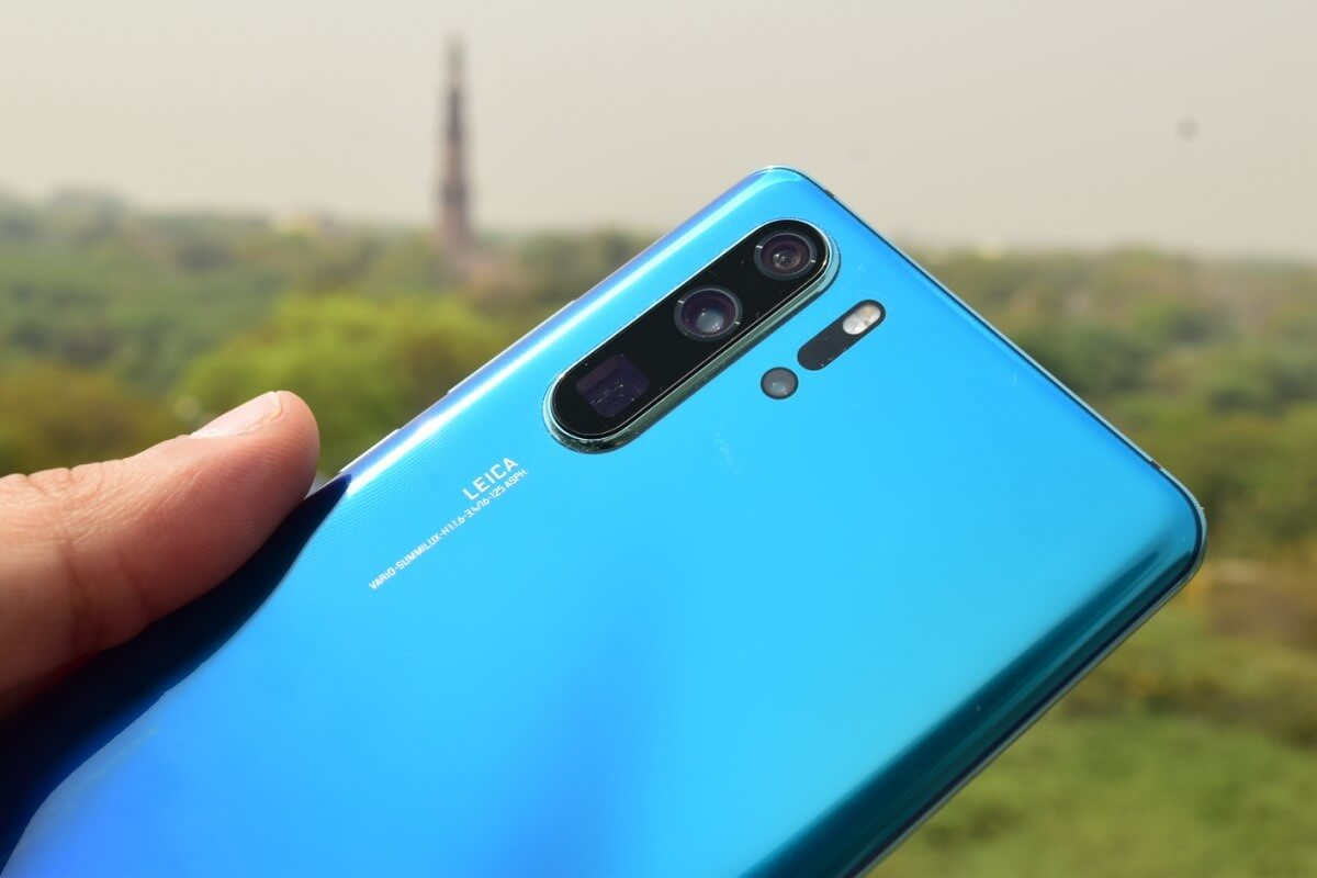 Купить смартфон Huawei P30 в Минске