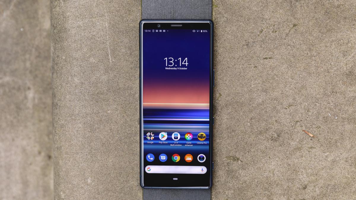 Купить смартфон Sony Xperia 5 в Минске с доставкой